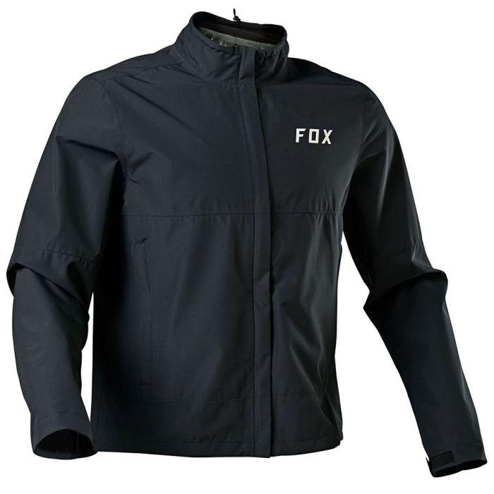 FOX Legion Packable MX MTB Jacke schwarz