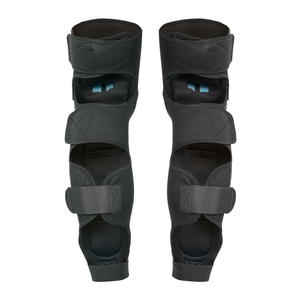 TSG Temper A Guards 2.0 MTB Knie Schienbein Protektoren schwarz