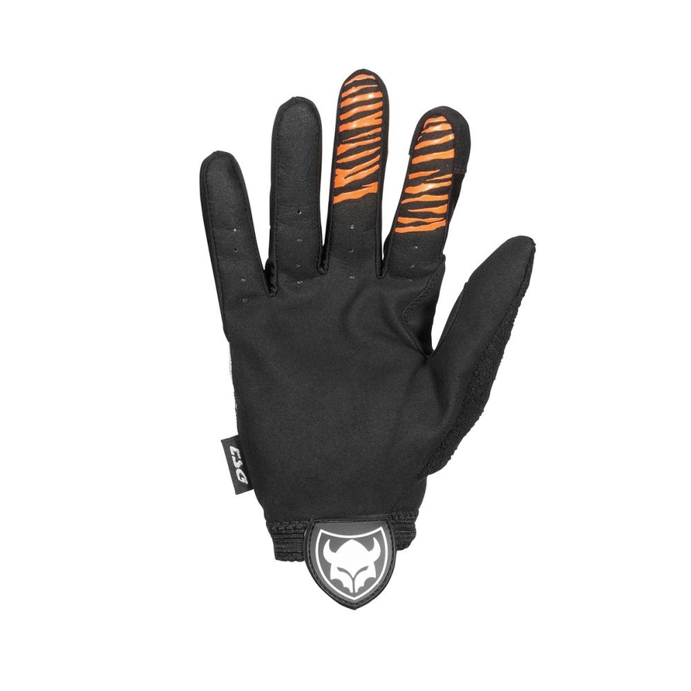 TSG Slim Glove MTB Handschuhe stickerbomb