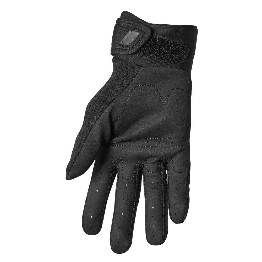 THOR Spectrum Motocross Handschuhe schwarz