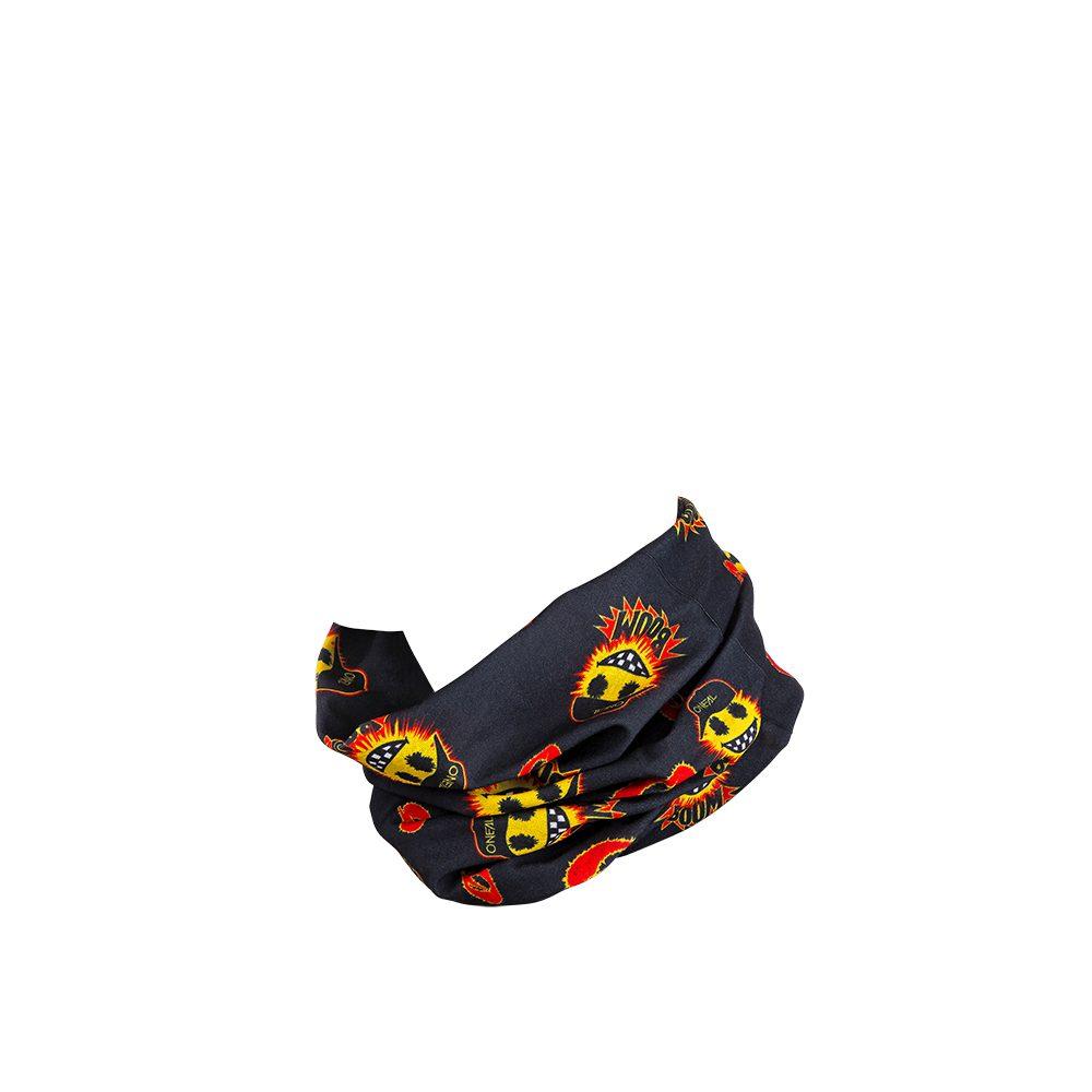 ONEAL Emoji Schlauchschal schwarz gelb