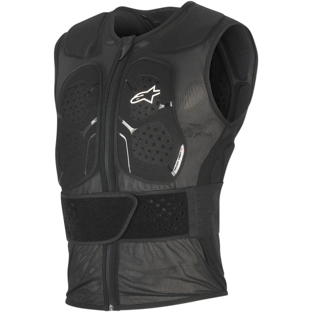 ALPINESTARS Vest Track 2 Protektorweste schwarz