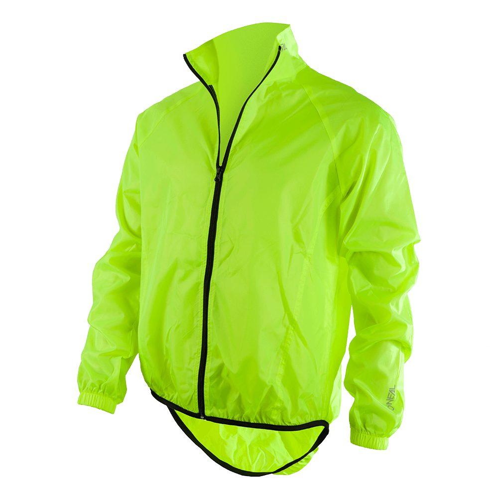 ONEAL Breeze Rain Jacket MX MTB Regenjacke gelb