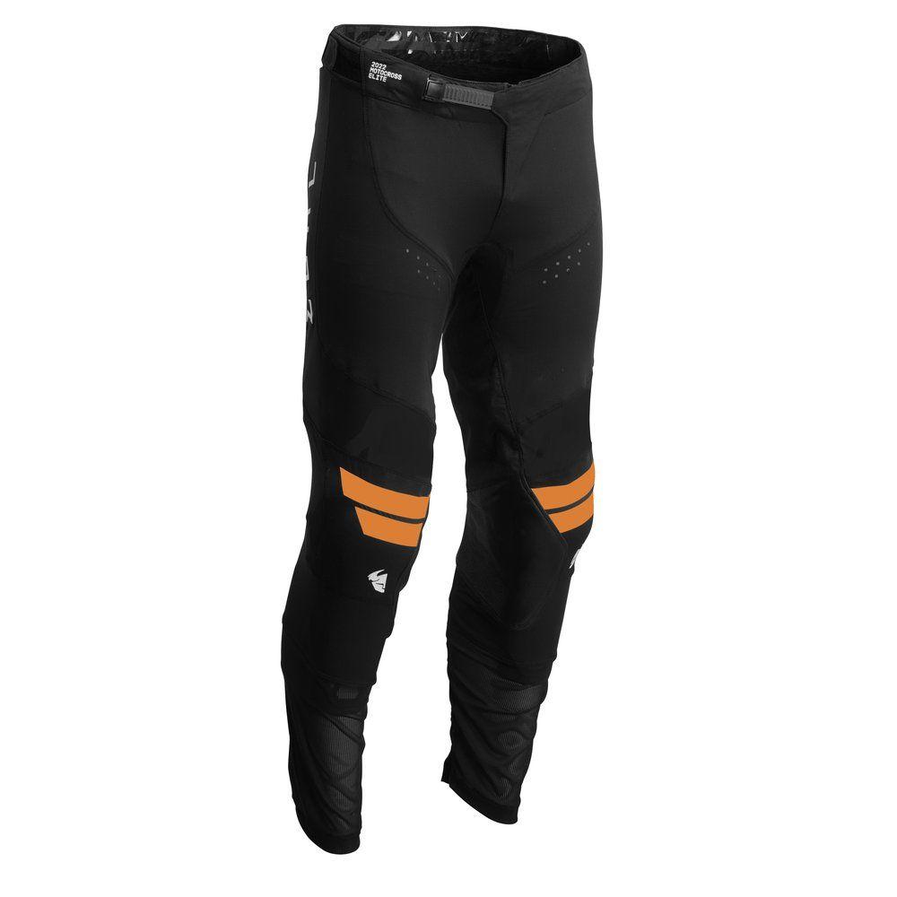 THOR Prime Hero Motocross Hose schwarz orange