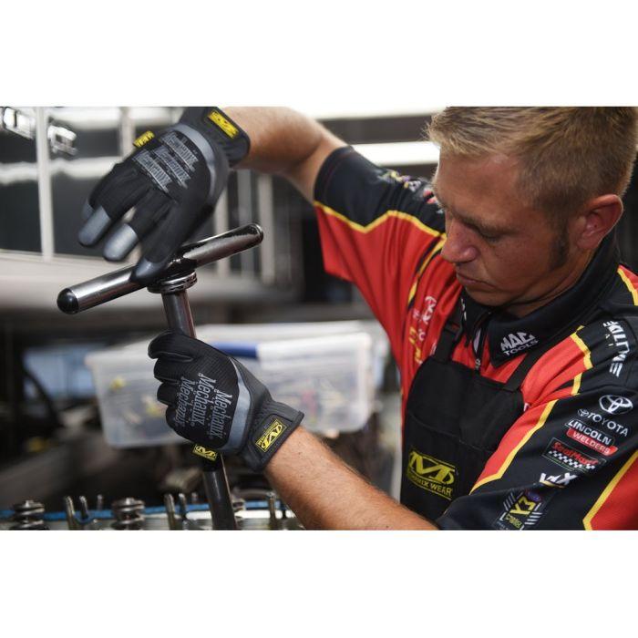 MECHANIX Fastfit Mechaniker Handschuhe schwarz