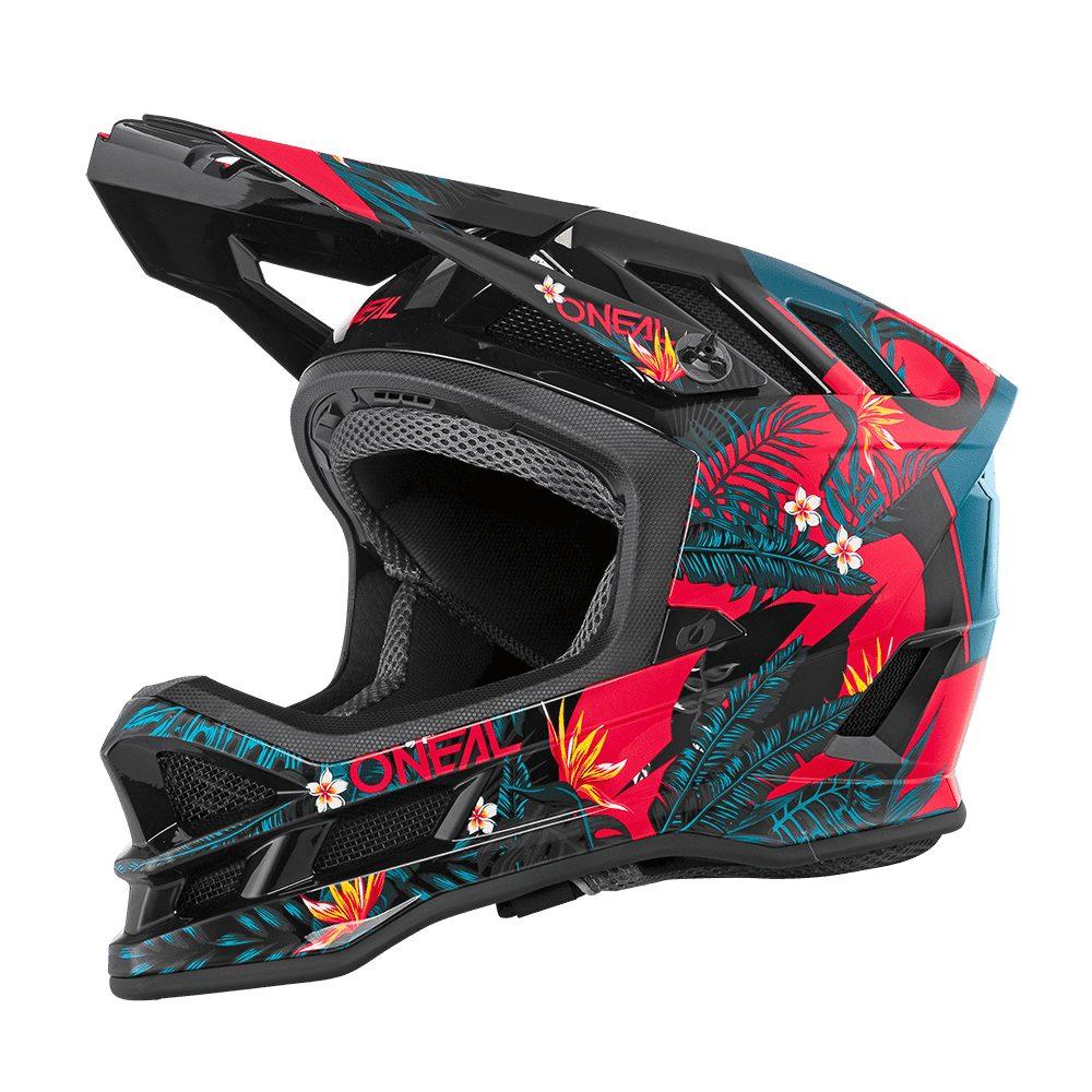 ONEAL Blade Polyacrylite Rio MTB Helm rot