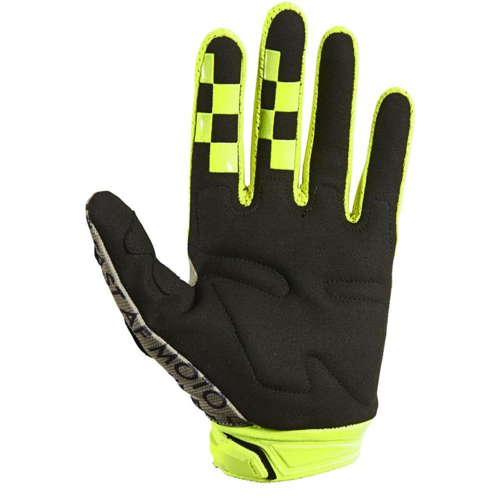 FOX 180 Illmatik MX MTB Handschuhe dark purple