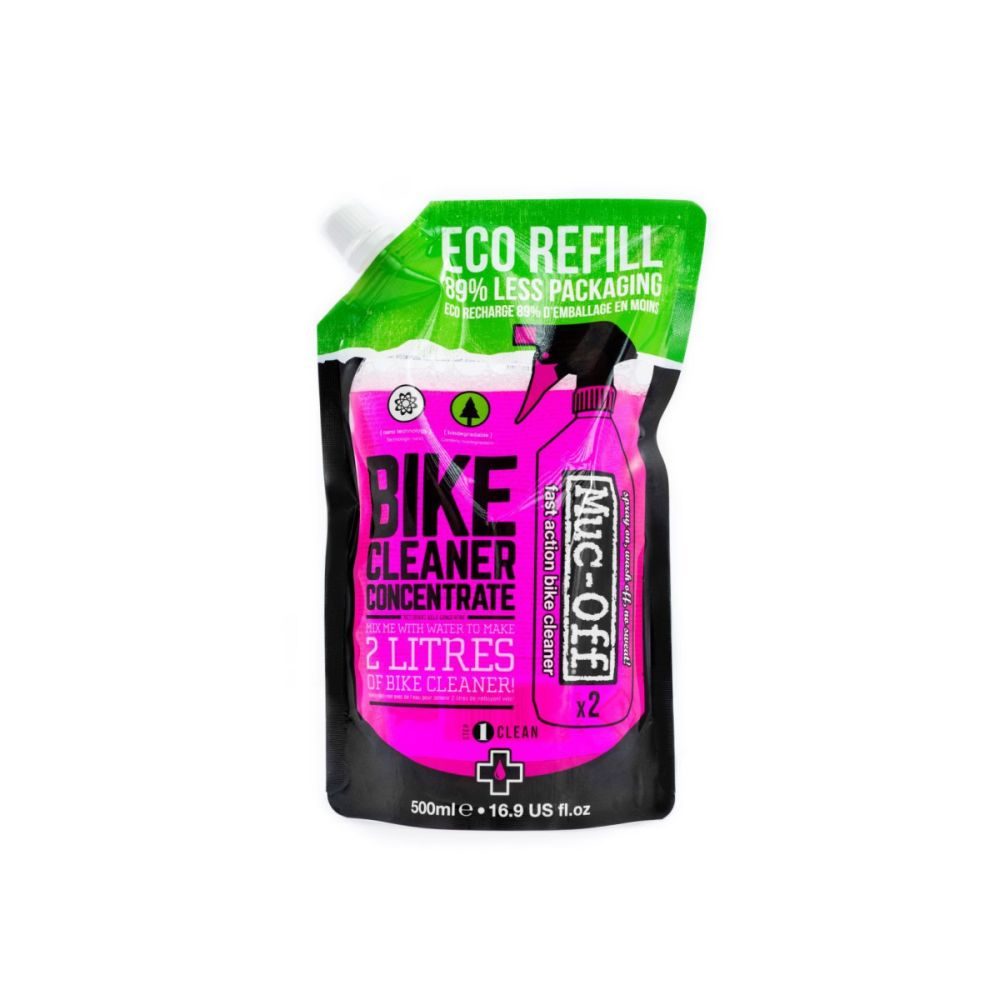 MUC-OFF Nano Gel Refill Bike Cleaner Konzentrat 500ml