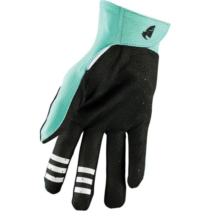 THOR Agile Plus Motocross Handschuhe mint
