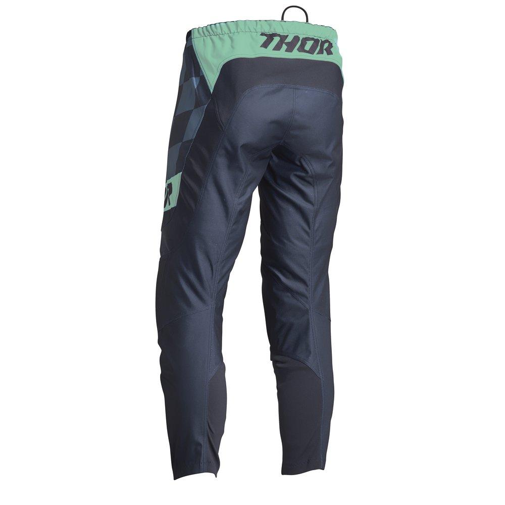 THOR Sector Birdrock Motocross Hose midnight mint