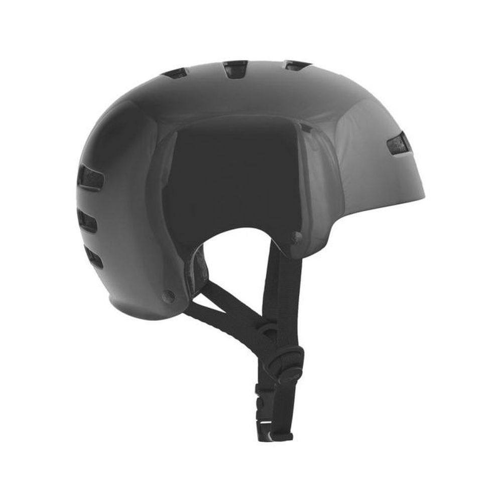 TSG Evolution Solid Colors MTB Helm schwarz